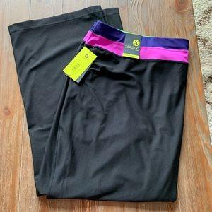 NWT Slim-fit Bootleg Athletic Pant 5x